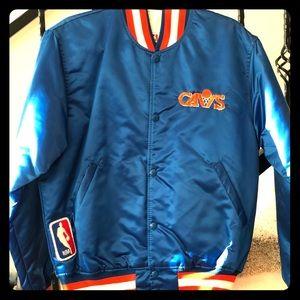 Cleveland Cavaliers vintage Starter jacket satin